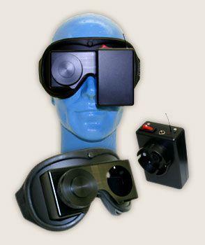 Monocular videonystagmoscope vestibular disorder testing system FRAMISCOPE Framiral