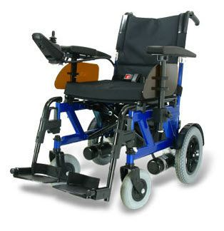 Electric wheelchair / folding / exterior / interior Mambo 118A Wu's Tech