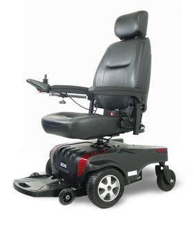 Electric wheelchair / interior / exterior MAMBO 301F Wu's Tech