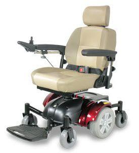 Electric wheelchair / interior / exterior MAMBO 366 Wu's Tech