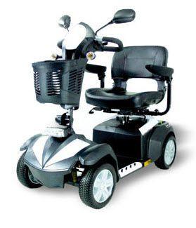 4-wheel electric scooter M4JH6 Wu's Tech