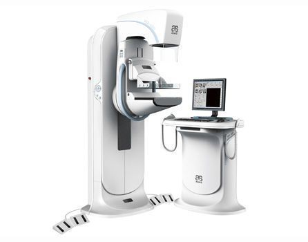 Full-field digital mammography unit ASR-4000 Shenzhen Anke High-Tech