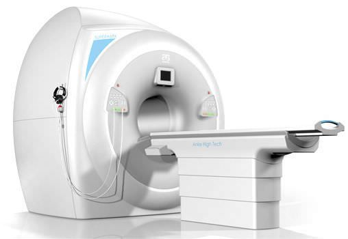 MRI system (tomography) / full body tomography / low-field / standard diameter SuperMark 1.5T Shenzhen Anke High-Tech