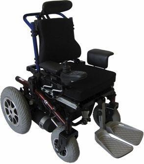 Electric wheelchair / height-adjustable / pediatric / interior Speedoo Junior RUPIANI