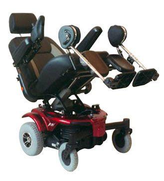 Electric wheelchair / height-adjustable / interior / exterior Bijoo Junior RUPIANI