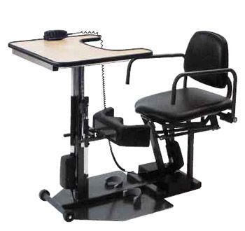 Stander with semi-sitting position / walking Confort RUPIANI