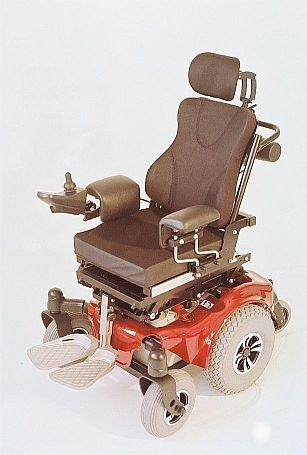 Electric wheelchair / exterior / pediatric Tatoo Junior RUPIANI
