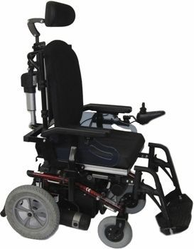 Electric wheelchair / height-adjustable / interior / exterior Speedoo Version XS RUPIANI