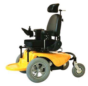 Electric wheelchair / height-adjustable / exterior / interior Kariboo RUPIANI