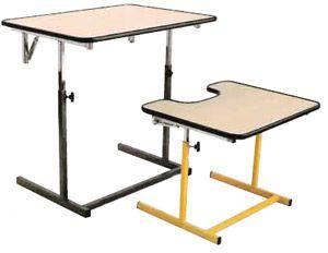 Height-adjustable ergotherapy table Ergo RUPIANI
