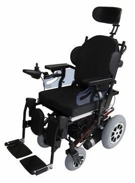 Electric wheelchair / height-adjustable / exterior / interior Speedoo RUPIANI