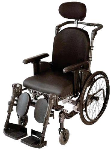 Passive wheelchair / with legrest / with headrest Fuze RUPIANI