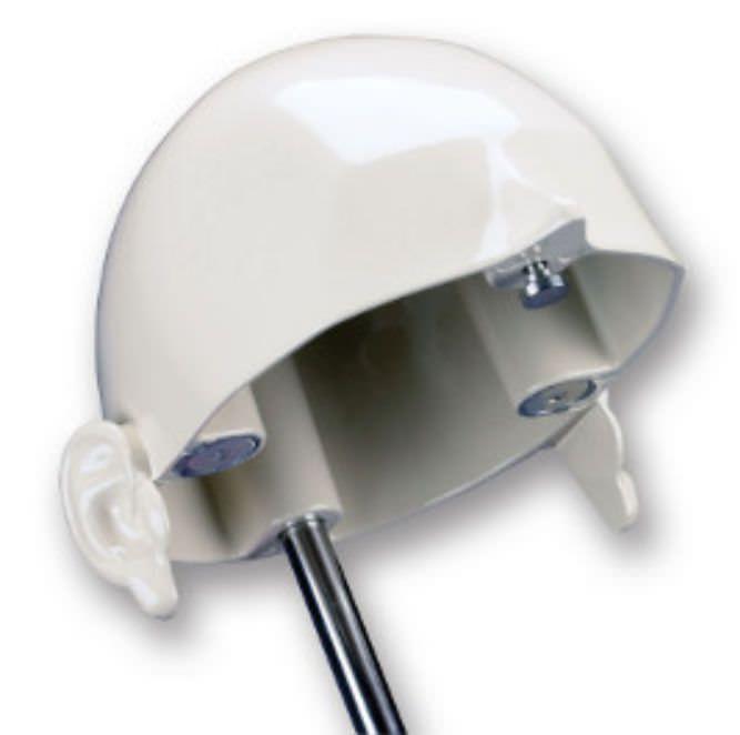Ear anatomical model / head AH-1-AE Columbia Dentoform®