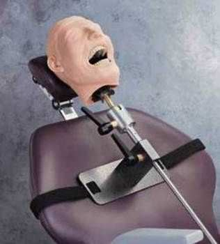 Dental care training manikin / head M-1R-7 Columbia Dentoform®