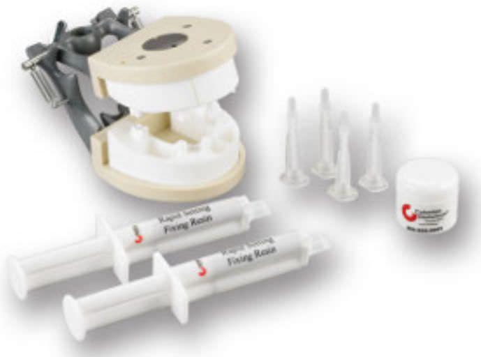 Denture anatomical model / articulated SED-Kit Columbia Dentoform®