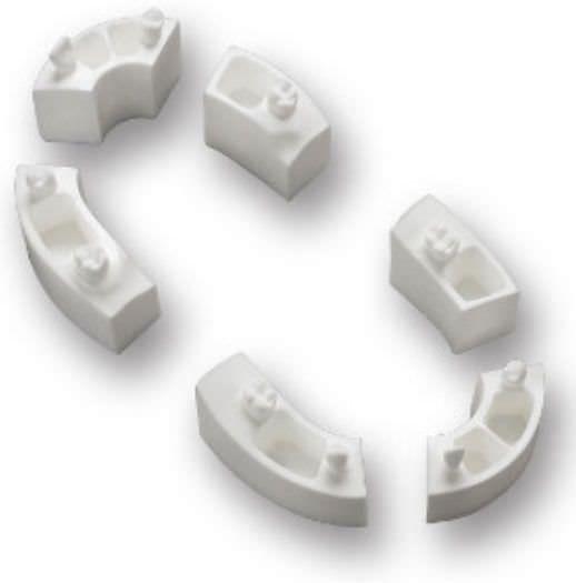 Denture anatomical model SED Columbia Dentoform®