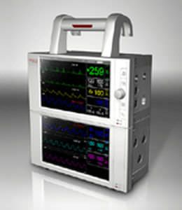 Compact multi-parameter monitor / veterinary PRIZM 7 VET Charmcare