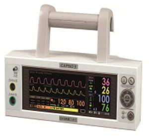Veterinary carbon dioxide monitor CX210 EtCO2 Charmcare