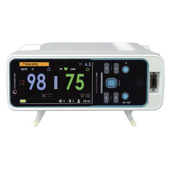 Pulse oximeter with separate sensor / handheld / table-top ACCURO II™ Charmcare