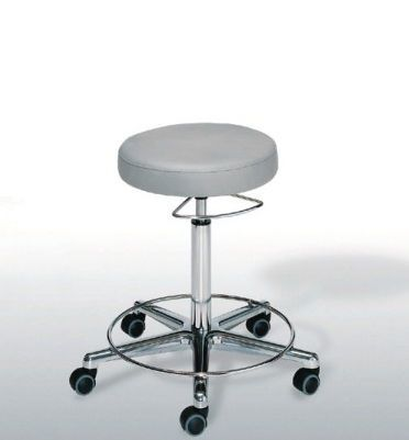 Medical stool / height-adjustable / on casters BELMONT Otopront - Happersberger Otopront