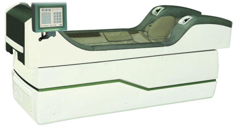 Lumbar traction table BP-3 Hear MEC