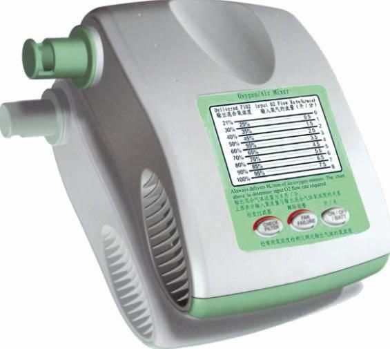 Respiratory gas blender / air / O2 FA-2 Beijing Julongsanyou Technology Co.,Ltd.