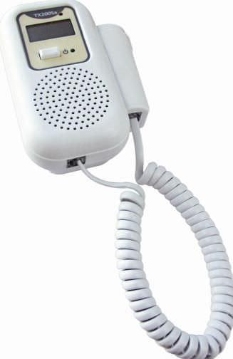 Fetal doppler / pocket / with heart rate monitor TX200Sa Beijing Julongsanyou Technology Co.,Ltd.