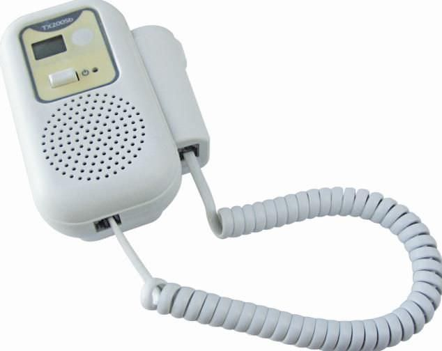 Fetal doppler / pocket / with heart rate monitor TX200Sb Beijing Julongsanyou Technology Co.,Ltd.