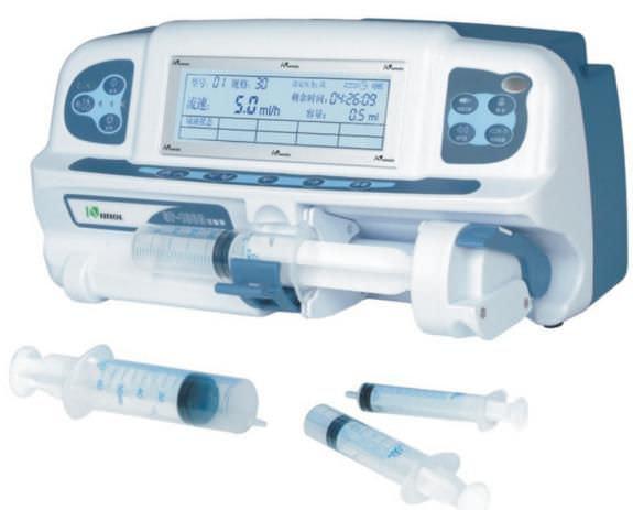 1 channel syringe pump SP-1000 Beijing Julongsanyou Technology Co.,Ltd.