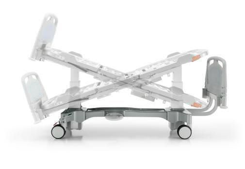 Hospital bed / electrical / on casters / Trendelenburg 700 series Doimo Mis srl