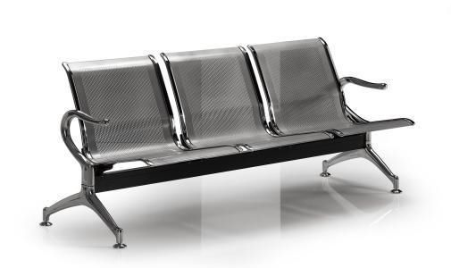 Beam seat / for waiting room / with armrests / with backrest Ala series Doimo Mis srl