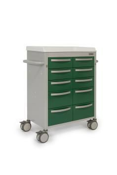 Multi-function trolley / with drawer / closed-structure Doimo Mis srl