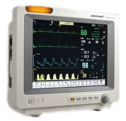 Compact multi-parameter monitor / wireless Caredo F5 Beijing Aeonmed