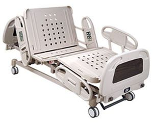 Intensive care bed / electrical / height-adjustable / Trendelenburg Elegance Series Chang Gung Medical Technology