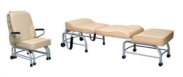 Healthcare facility convertible chair CaGar Series Chang Gung Medical Technology
