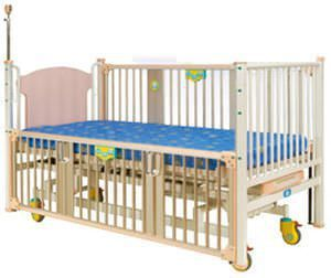 Electrical bed / height-adjustable / 3 sections / pediatric Aegis Series Chang Gung Medical Technology