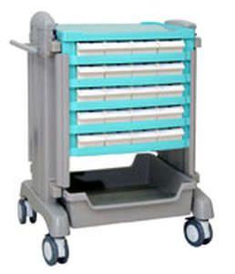 Multi-function trolley / modular U-AID Series Chang Gung Medical Technology