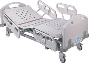 Intensive care bed / electrical / height-adjustable / 4 sections Classic Series Chang Gung Medical Technology
