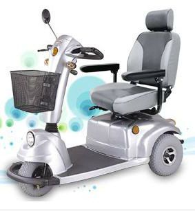 3-wheel electric scooter HS-855 Chien Ti Enterprise Co., Ltd.