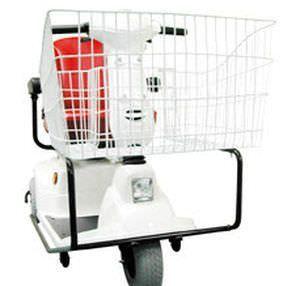 3-wheel electric scooter HS-570s Chien Ti Enterprise Co., Ltd.