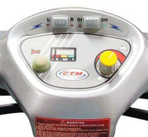 4-wheel electric scooter HS-580 Chien Ti Enterprise Co., Ltd.