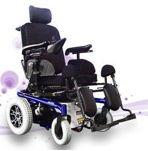 Electric wheelchair / exterior / interior HS-7200B Chien Ti Enterprise Co., Ltd.