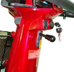 3-wheel electric scooter HS-539 Chien Ti Enterprise Co., Ltd.