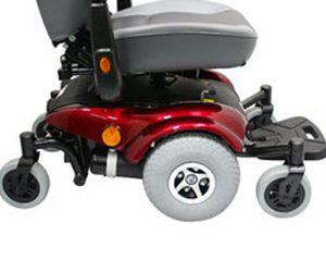 Electric wheelchair / exterior / interior HS-2850 Chien Ti Enterprise Co., Ltd.