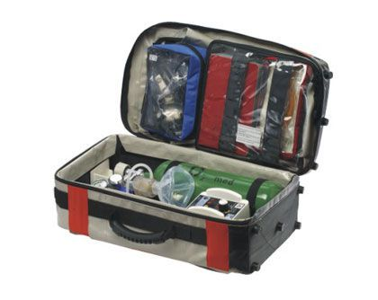 Pneumatic ventilator / emergency / transport Ambulanc