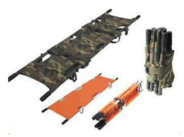 Folding stretcher / 1-section 159 Kg | AB-D3 Ambulanc
