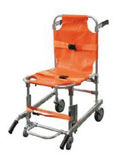 Folding patient transfer chair 159 Kg Ambulanc