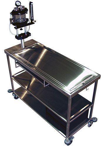 Veterinary operating table 285-0010-000 Dispomed