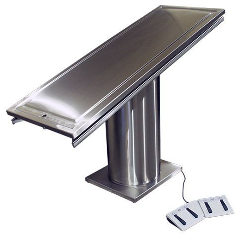 Veterinary operating table / electrical 285-0400-000 Dispomed