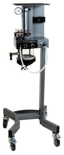 Veterinary anesthesia workstation MODUFLEX COAXIAL Dispomed
